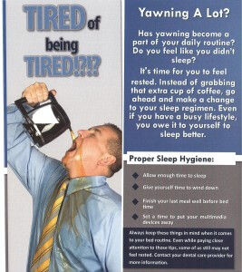 tips for better sleeping
